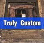 Truly Custom Frames