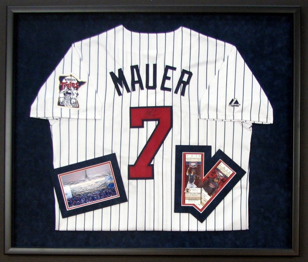 Jersey Framing Gallery - by Frame Minnesota, Local Frame Shop and ...
