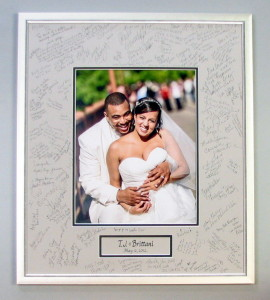 Inver Grove Heights, MN Wedding Frames