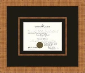 Diploma Display Eagan Mn By Frame Minnesota Local Frame Shop And Custom Framing Service