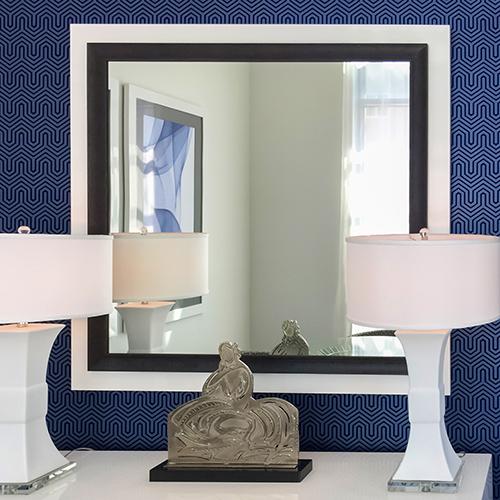 Custom Mirror Frames