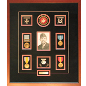 veterans shadowbox