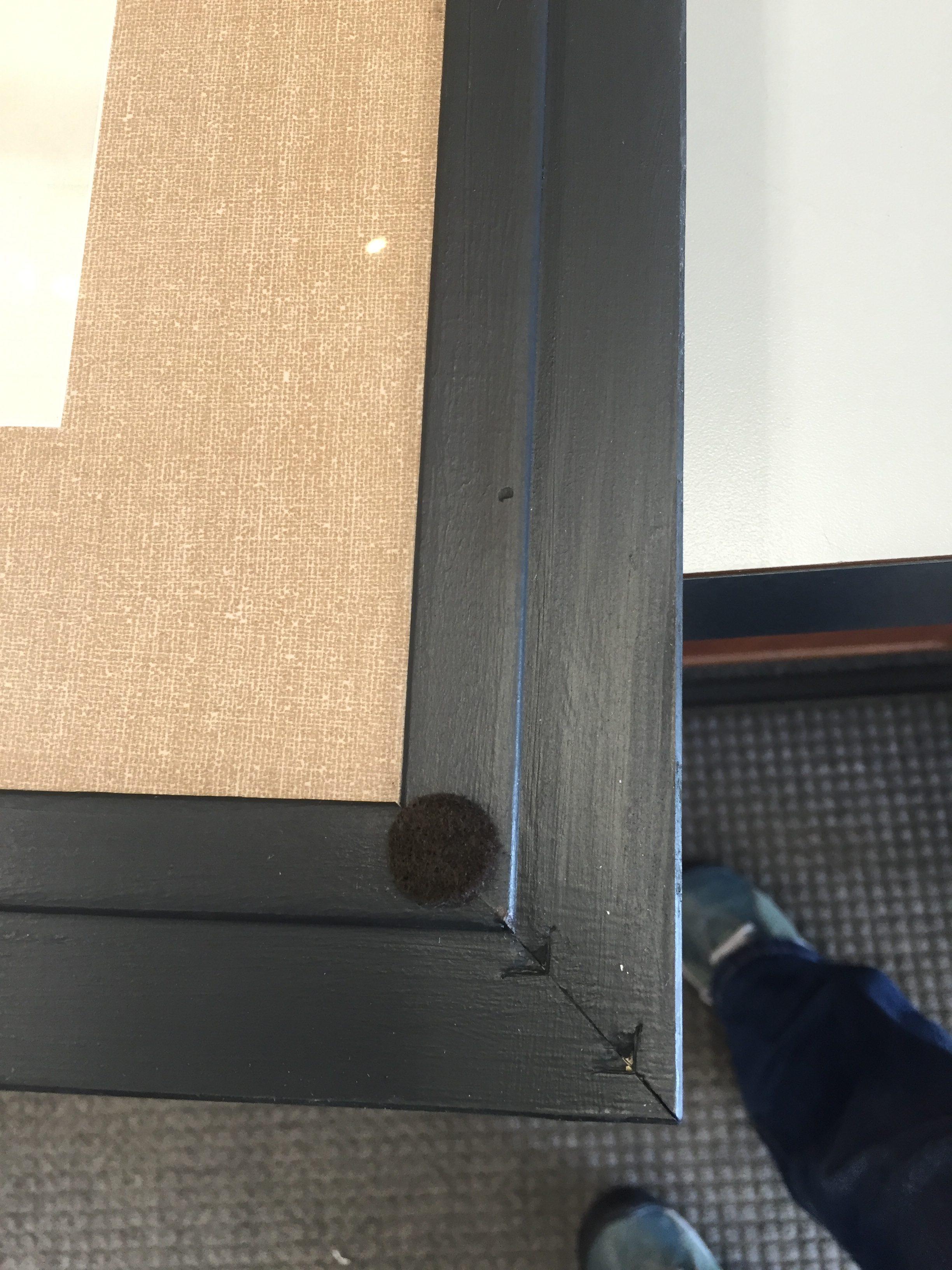 Double Sided Frame Back Side
