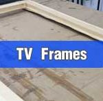 Custom TV Frames