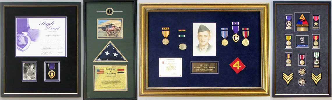 Military Memorial Slider